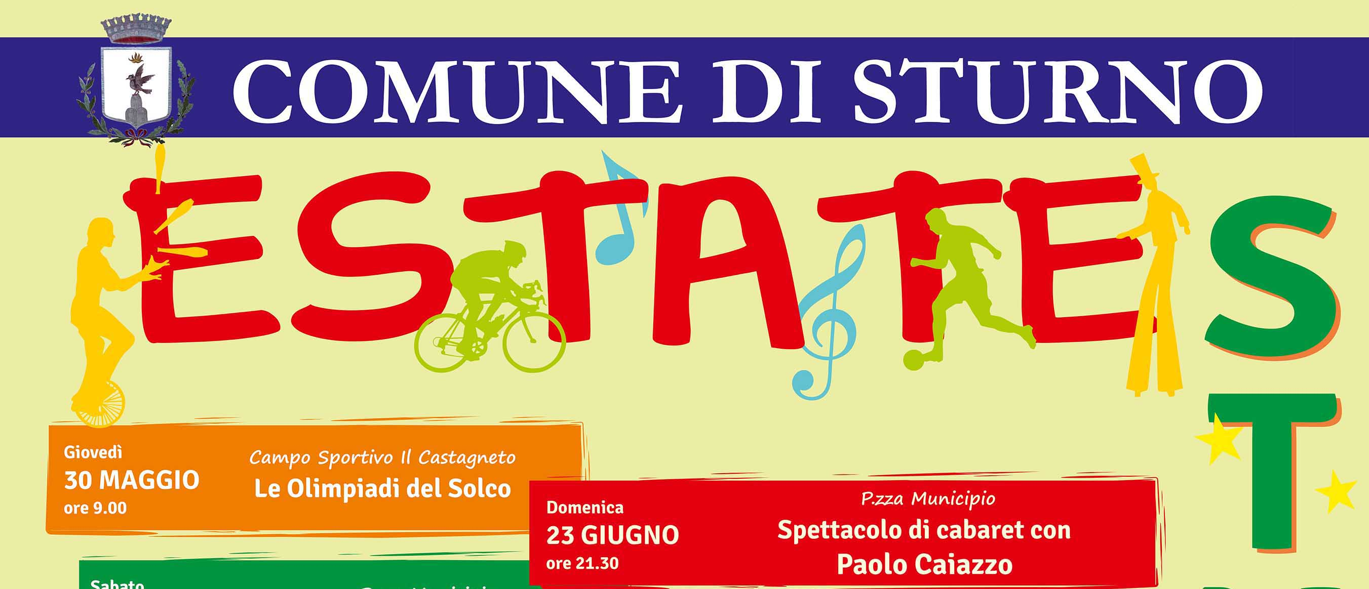 ESTATE STURNESE 2019
